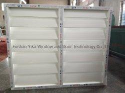 Factory direct des prix bon marché UPVC Fenêtre Fenêtre de l'OBTURATEUR/ Casement