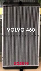 Excavtorの予備品のVolvo 460の高品質水ラジエーター