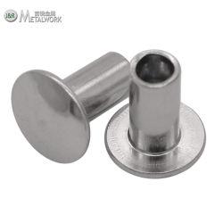Корпус из нержавеющей стали для твердых или трубчатая заклепка