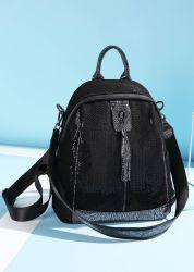 Для изготовителей оборудования на заводе Lovly моды Style женщин рюкзак кожаный Cowhide Леди дамской сумочке