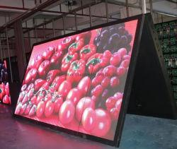 حائط فيديو LED مفتوح خارجي للتثبيت على الحائط P4/P6/P8/P10 SMD شاشة LED كبيرة/لوحة LED