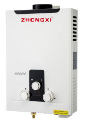 3 boutons chauffe-eau à gaz Tankless[Jsd-Y028]
