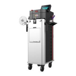 SMT elektrische industrielle Filmklebepresse-Maschinen-Abgleichung die Plazierungs-Maschine für Papier-/Plastikbauteil-Band
