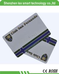 De originele Plastic Kaart van MIFARE1 RFID S50 13.56MHz voor het Systeem van het Parkeren