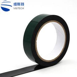 Tuyau de polyéthylène PE anticorrosion ruban mousse pour l'acier de bande d'enrubannage du tuyau de pipe-line