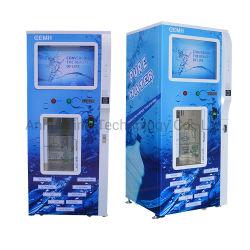 Горячие продажи отечественный выживающий водопроводной фильтр очищенная минеральная вода Торговый автомат