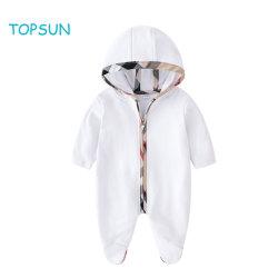 ملابس نوم وتشغيل للأطفال من القطن المخروط الأطفال الصغار