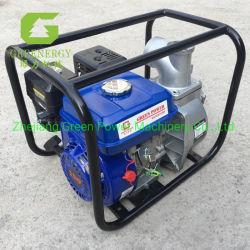 Pomp van het Water van de Benzine 6.5HP van Kingmax 3inch de Draagbare met Certificaat Soncap