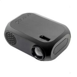 TVプロジェクターミニチュア携帯用はLEDプロジェクターマルチメディアビデオ機械ポケットプロジェクター小型プロジェクターをホーム使用する