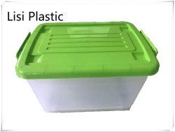 55L Boîte de rangement en plastique pour le coffre à jouets