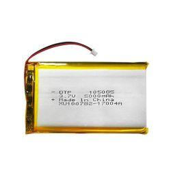 batteria ricaricabile di Lipo dello ione del litio di 3.7V 5000mAh Geepas per il telefono