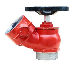 Gebruikte het BinnenType van Kabinet van de Spoel van de brandslang de Draagbare Klep van de Brandkraan voor Verkoop