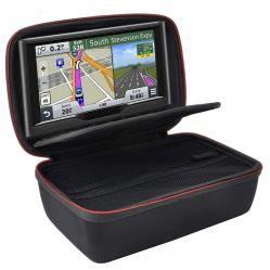 De viaje impermeable difícil almacenamiento EVA Caja de herramientas para la unidad GPS con tarjeta independiente
