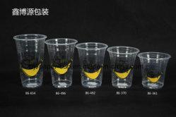 Hoogste 95mm pp Plastic Koppen voor het Koude Drinken