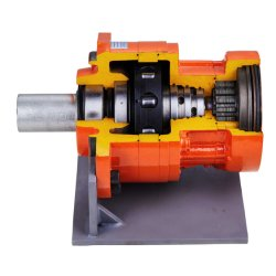 Rexroth Ms08 Mse08の低速高いトルク油圧放射状ピストンモーター