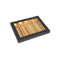 Contenitore di imballaggio personalizzato di lusso personalizzato del regalo del cartone del contenitore di regalo del documento della caramella di Buon Natale