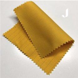 La industria eléctrica de la ESD Poli algodón tejido de prendas de vestir