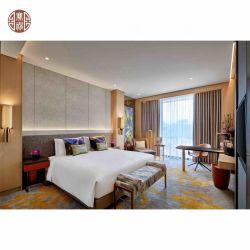 Hôtel 5 étoiles moderne personnalisé chambre à coucher Mobilier de salle de définir des paquets pour Villa, Resort, un appartement