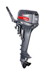 2 ストローク 15 25HP 30HP Enduro Outboard Motor Outboard Engine ガソリン