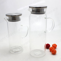 De hittebestendige Plantaardige Pot van de Koffie van het Water van het Flessenglas van de Keuken van de Thee van het Vruchtesap