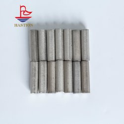 Titankarbid Tic Rod für VerschleißfestigkeitPin im Hammer