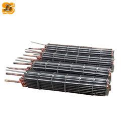 銅管の冷房装置のためのアルミニウムひれのコンデンサーのコイル