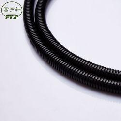 Commerce de gros PA souple en plastique ondulé Tuyau de conduits électriques nouvelle Énergie Automobile