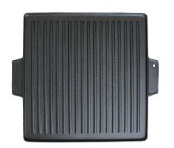 Kundenspezifisches quadratisches umschaltbares Roheisen-flache und Grooved Drahtsieb-Gitter-Platte für Brenner