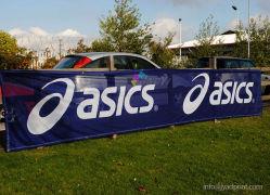 Custom ver através da malha de PVC Banner de longa, cerca de Publicidade Banner Grande Promoção exibir sinais exteriores de alta qualidade, malha de Promoção de banners de eventos