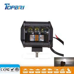 На заводе производят 12V/24V желтый светодиодный индикатор по просёлочным дорогам кри Lightbar для автомобиля