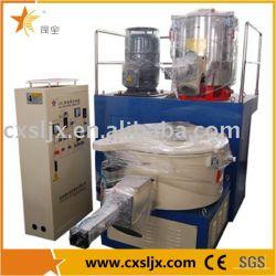 نظام خلط التبريد والتدفئة الرأسي لمادة PVC