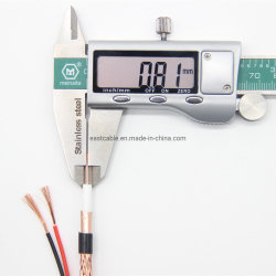 Câble coaxial de vidéosurveillance+2c Câble d'alimentation/Câble ordinateur/ Le câble de données/ câble de communication/ Connecteur/ Câble Audio