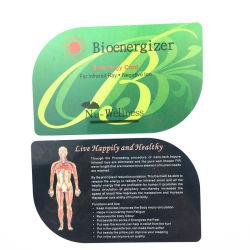 De bio QuantumKaart van de Energie voor Gezondheidszorg. OEM Embleem