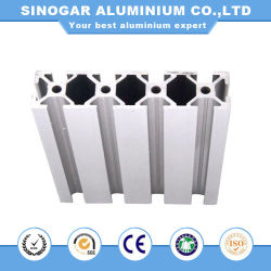OEM Custom de mecanizado CNC de aluminio anodizado de perfiles de aluminio de extrusión de aluminio para Auto Parts