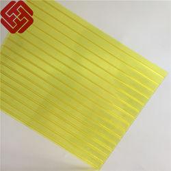 6мм, класс a цвета шумоизоляция из поликарбоната полый солнечного света в мастерской