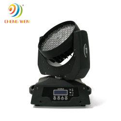 Популярный продукт 108 ПК*3Вт Светодиодные этапе Disco DJ RGBW перемещение головки промойте освещения