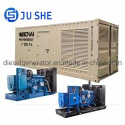 -275010kVA kVA Groupe électrogène Diesel Super-Silent silent /insonorisées générateur diesel électrique de puissance