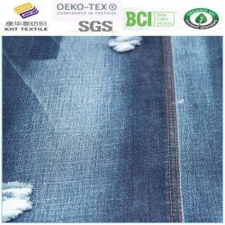 ジーンズのジャケットのための高品質のStratchのデニムファブリック綿ポリエステルビスコーススパンデックス