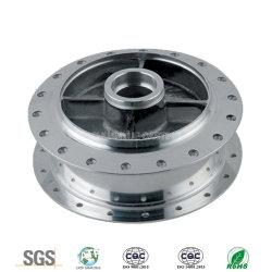 La fusion d'alluminio di precisione dell'OEM il mozzo di rotella elettrico del motociclo della pressofusione