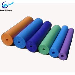 Hitteafstobare siliconen halfharde rubberen buis
