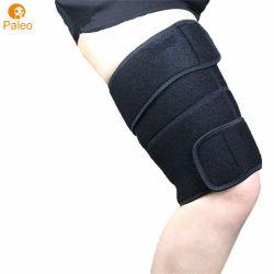実行のための腿筋肉サポート圧縮の袖