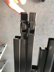 Balustrade Tube en acier inoxydable, l'emplacement du tube, Mini Slot, composante du tube de rampe