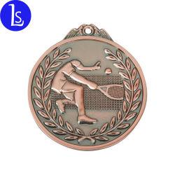 Jugend-Kind-Kind-Schule-Sport-athletische Sitzungs-Tennis-Kugel-Andenken-Medaillen