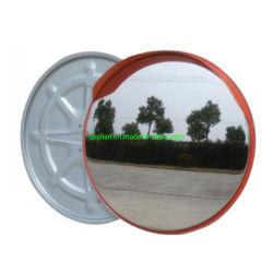 Piscine ronde en acier inoxydable de la sécurité routière miroir convexe de métal