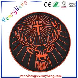 Montanha Russa de PVC de silicone de moda personalizada beber cerveja Cup Coaster para presentes
