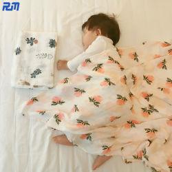Les plus populaires 100% coton tricotés Couverture Bébé