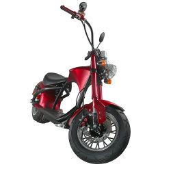 2019 Nouveau produit Ecorider Citycoco electric scooter moto