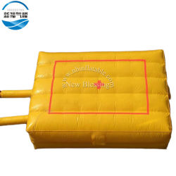 緊急の安全な人命救助の膨脹可能な跳躍袋のレスキューエアクッション