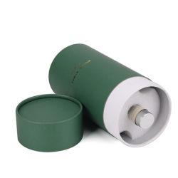 Impressão personalizada cilindro garrafa de vinho branco tubos de pacote
