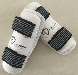 Alta calidad de las Artes Marciales Shin Protector protector de la Pierna de Taekwondo